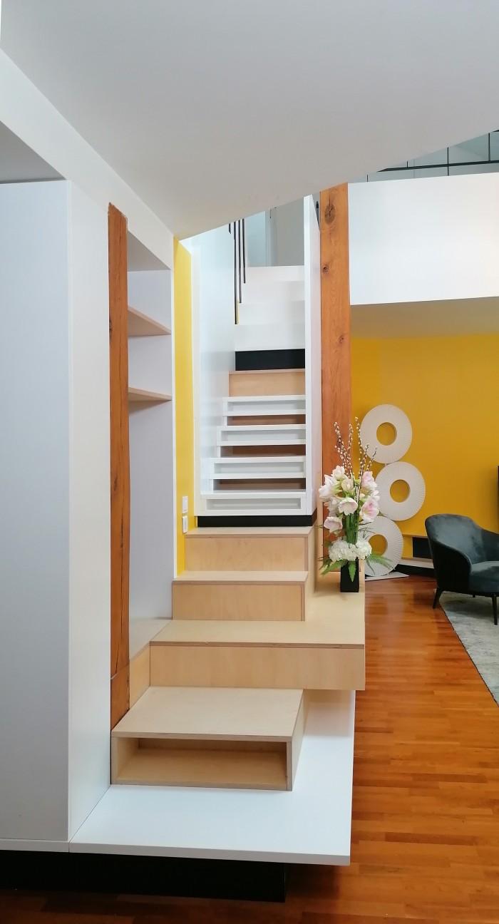Escalier TRI
