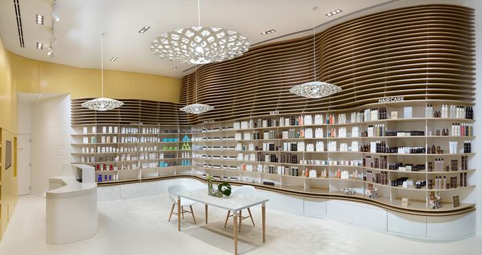 Boutique KURE à Dubaï DUB