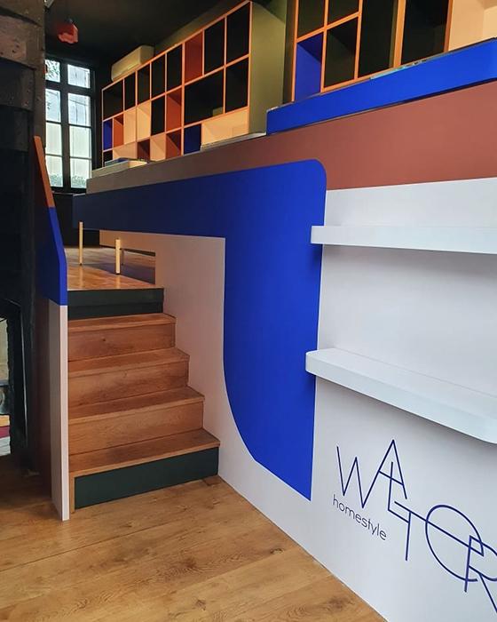 Boutique WALTER, Arts de la table